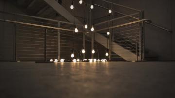 Einhorn Lichterketten
