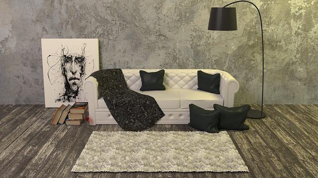 Einhorn Teppich Wohnzimmer