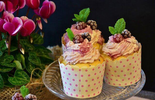 einhorn cupcakes selber machen