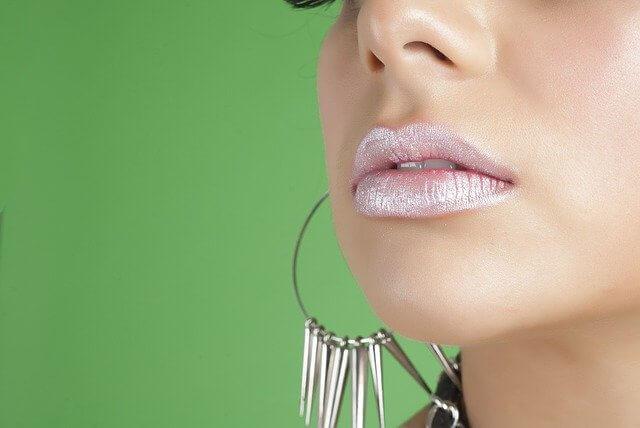 einhorn make up lippen