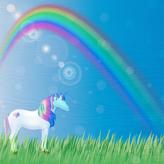 einhorn namen regenbogen