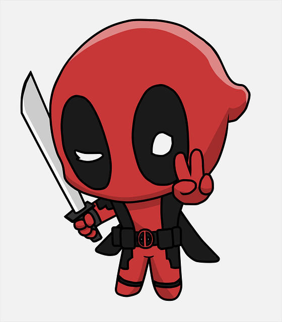 deadpool einhorn ninja
