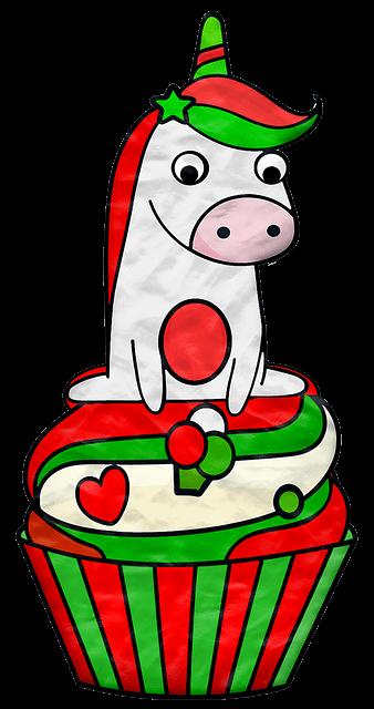 happy birthday einhorn kuchen