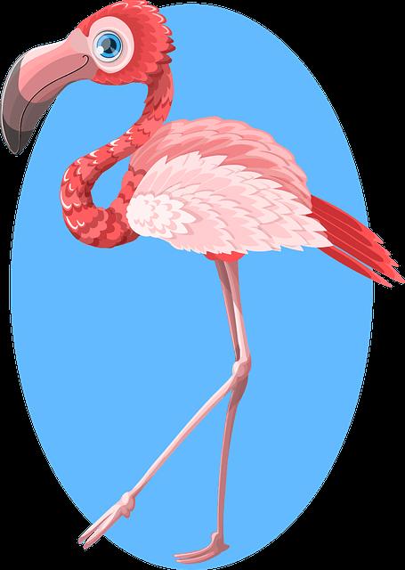 flamingo deko wohnung